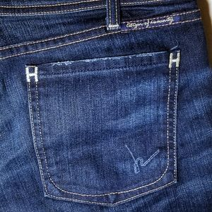 Citizen of Humanity Cropped Denim